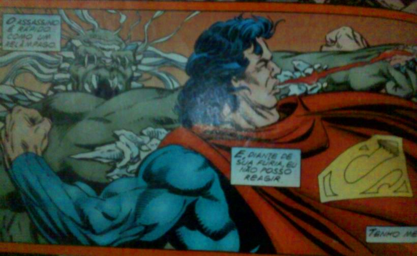 Superman A Revanche Parte Um