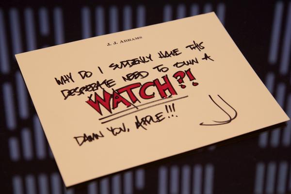 Jedi usa relógio?