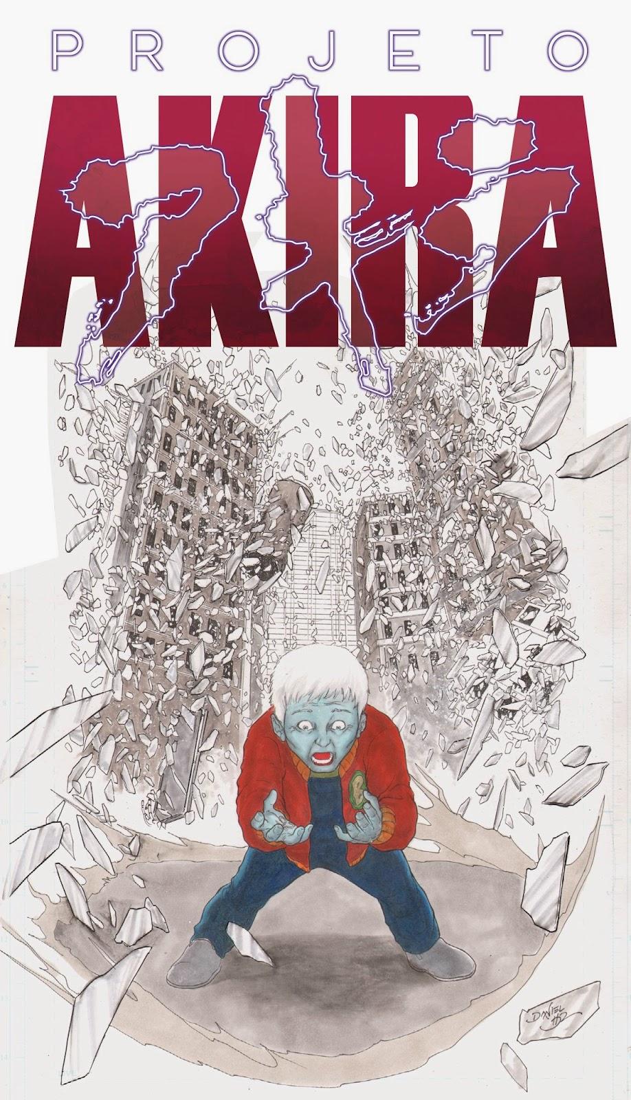 Projeto Akira - Homenagem e Filantropia