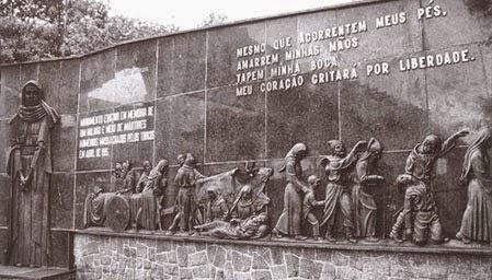 Memorial armênio em São Paulo