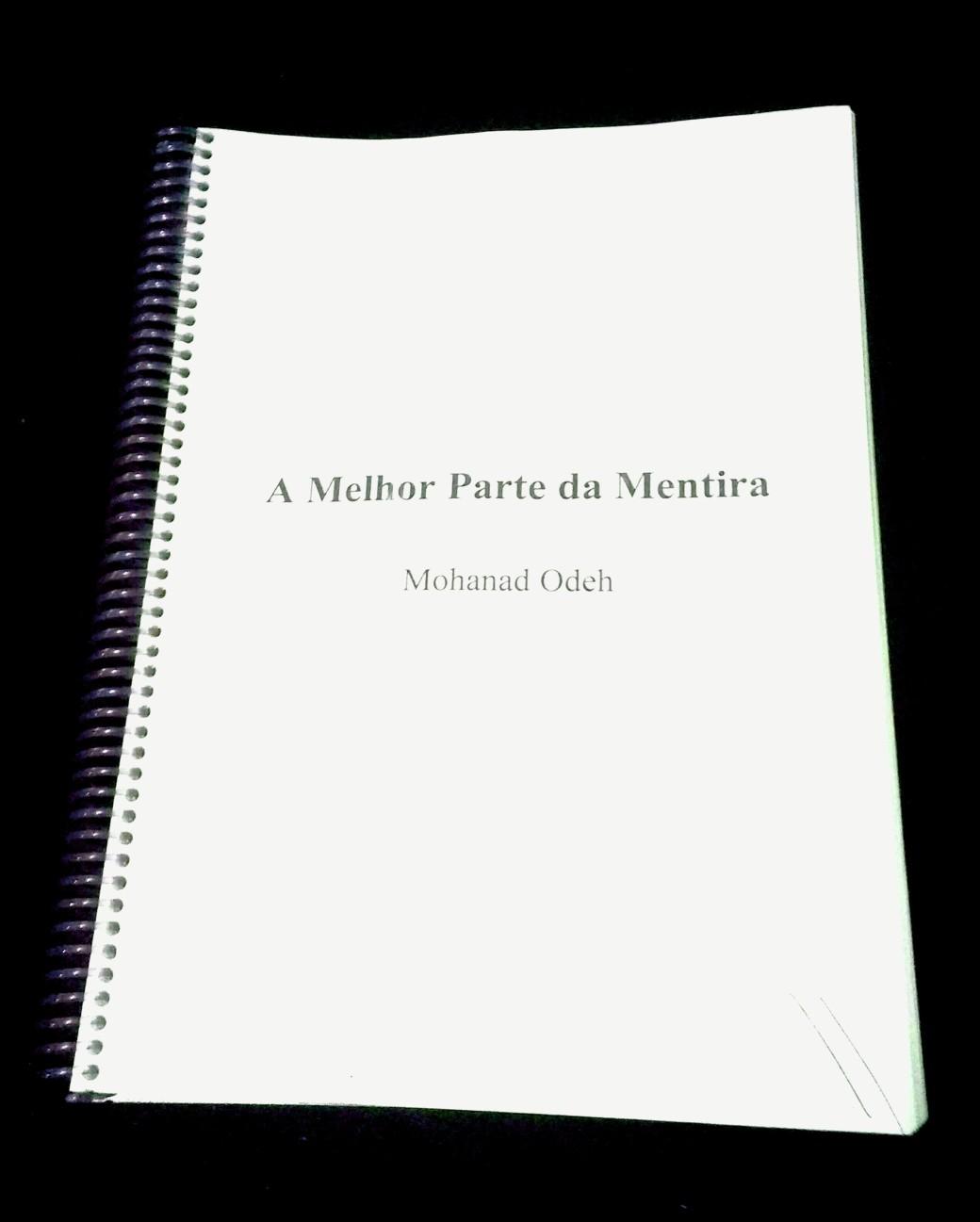 Próximo livro